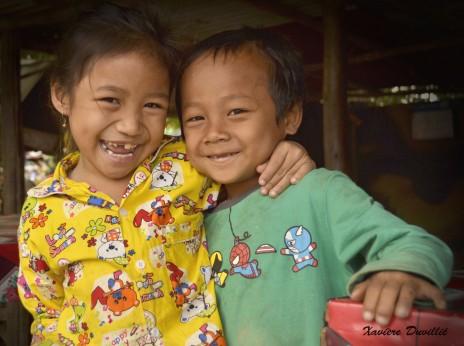 Pyjamas, un style décontracté et à la mode – Poipet – Cambodge