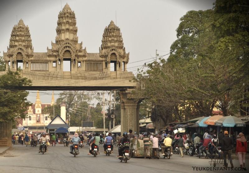 Bonjour Cambodge !