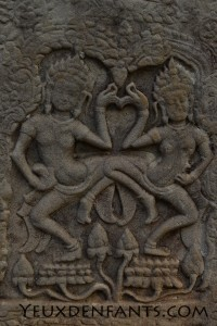 Angkor - Féminité et art