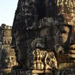 Angkor - Bouddha et Bouddha et... Bouddha (Bayon)