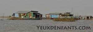 Tonle Sap - Village flottant