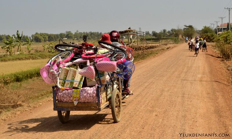 Au revoir Cambodge !