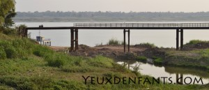 Sur les bords du Mekong