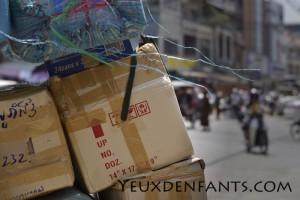 Phnom Penh - Scène de vie