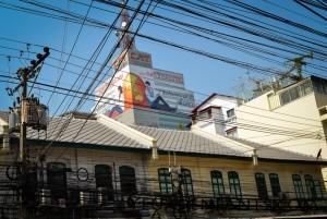 Bangkok - Fils électriques