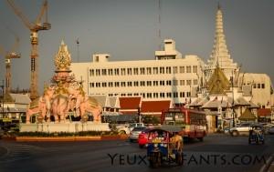 Bangkok - Entre culture et civilisation