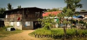 Ayutthaya - Proche des ruines