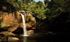 Khao Yai National Park - Waterfalls