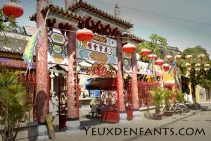 Hoi An - Temple des couleurs