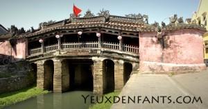Hoi An - Pont ancien