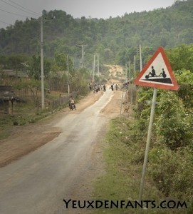 Région de Nong Pet - Attention, skaters !