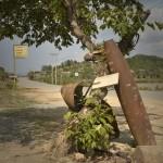 Région de Phônsavan - Recyclage de bombe