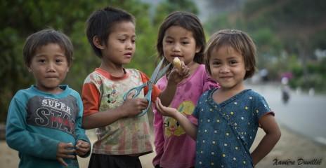 Toute une équipe ! – Hauts Plateaux du Centre – Vietnam