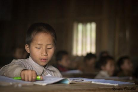 Quand l'accès aux études est une chance… – Nord du Laos