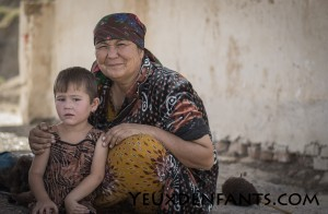 Sur la route, entre Samarcande et Boysun - Rencontre ouzbèque