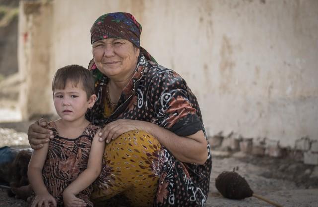 Images d'Ouzbékistan
