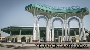 Tashkent - Au bazar, nouvelle ère