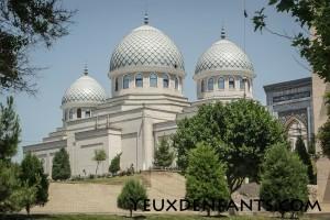 Tashkent - Vestiges du passé, route de la soie