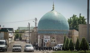 Tashkent - Entre vestiges du passé et modernisation