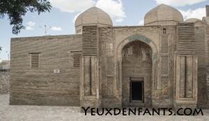 Boukhara - Vestiges du passé, route de la soie
