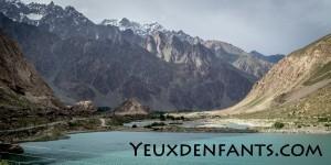 Entre Khorog et Murghab - D'eau et de roche