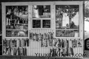 Kiosque à journaux - Bishkek