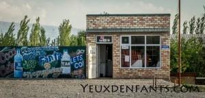 Petit commerce - Région de Toktogul