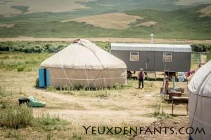 Nomadisme - Entre Toktogul et Bishkek