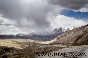 De khorog à Alichur - Entre ciel et roches