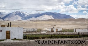 Alichur - Village de montagne