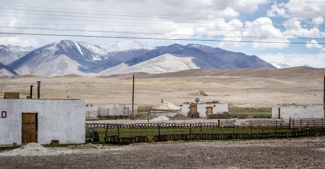 Pamirs – De Alichur à Kara-Kul