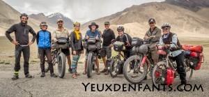 De Murghab à la frontière kirguize - Rencontre avec Solidream et leurs vélos bamboo