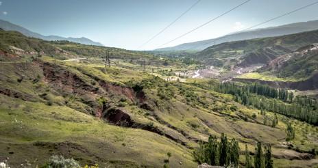 En route vers les Pamirs – De Dushanbé à Qalai Khum