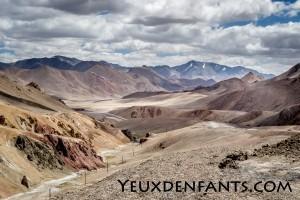 De Murghab à la frontière kirguize - À plus de 4000 mètres d'altitude