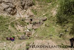Dushambé et Qalai Khum - Habitat incrustée