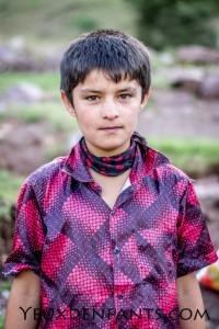 Entre Dushambé et Qalai Khum - Un frère au regard direct