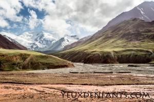 No man's land - Entre le Tajikistan et le Kirghizstan