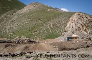 Nomadisme - Région de Sary Tash