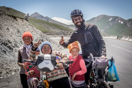 Images du Kirghizstan