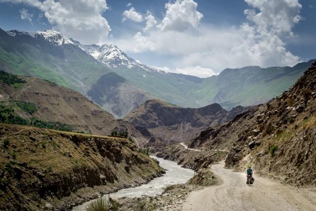 Pamirs, nous arrivons – De Qalai Khum à Khorog