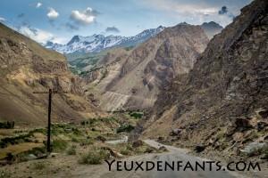 De Qalai Khum à Khorog - Frayons nous un chemin...