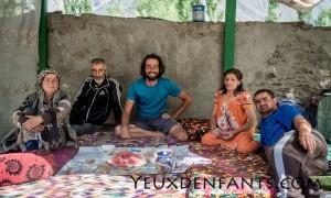 De Qalai Khum à Khorog - Hospitalité